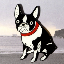 Load image into Gallery viewer, FRENCH BULLDOG PIN