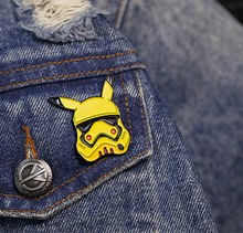 Load image into Gallery viewer, PIKA-TROOPER PIN
