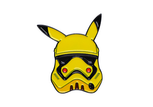PIKA-TROOPER PIN