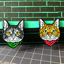 Load image into Gallery viewer, Cats with bandana