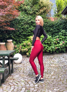 High-Waist Leggings