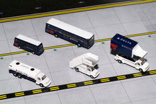 Load image into Gallery viewer, G2DAL720GEMINI200 DELTA GROUND SERVICE EQUIPMENT TRUCKS 1/200 - SkyMarks Models