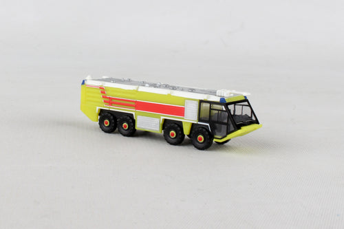 HE532921 HERPA AIRPORT FIRE ENGINE LIME GREEN 1/200 - SkyMarks Models