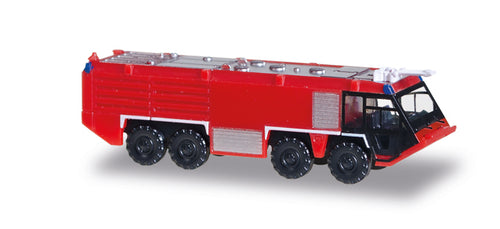 HE558501 HERPA AIRPORT FIRE ENGINE 1/200 - SkyMarks Models