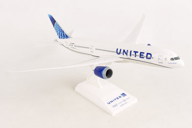SKR1046 SKYMARKS UNITED 787-9 1/200 2019 NEW LIVERY