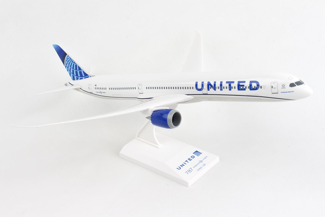SKR1050 SKYMARKS UNITED 787-10 1/200 NEW LIVERY