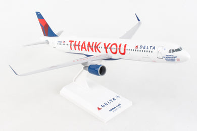 SKR1057 SKYMARKS DELTA A321 1/150 THANK YOU