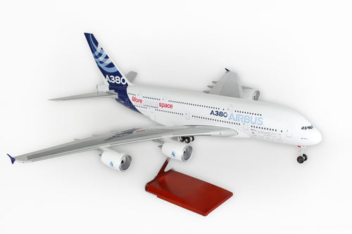 SKR8506 SKYMARKS SUPREME AIRBUS HOUSE A380-800 1/100 W/GEAR NEW LIVERY - SkyMarks Models