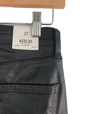 AGOLDE Sophie High Rise Crop - Size 27