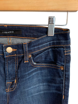 J Brand 811 Mid Rise - Size 26