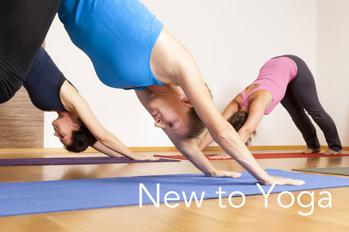 new to yoga?