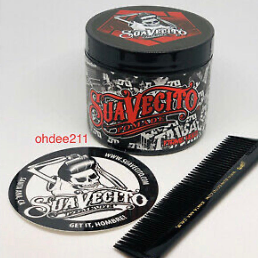 Suavecito X Tribal Firm Hold