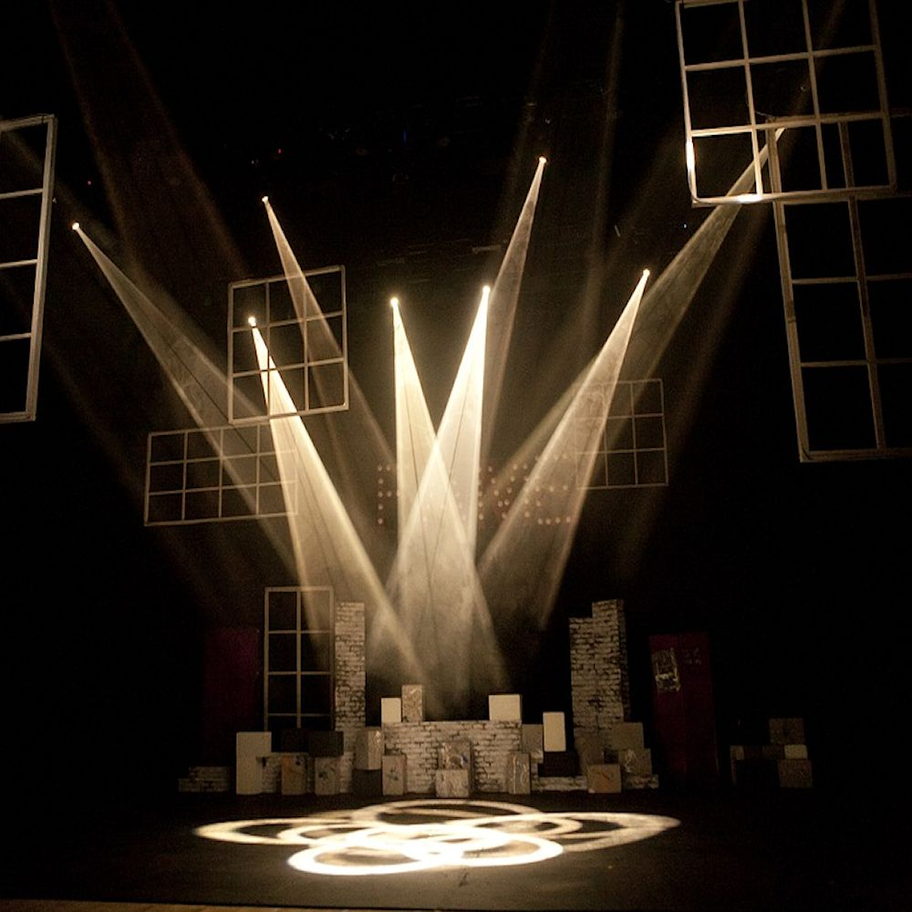 How Lighting Is Used In Theatre