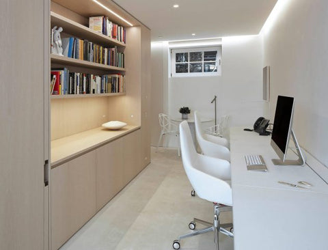 Minimalist home office ideas