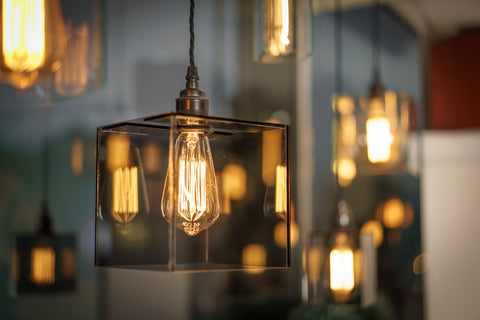 Decorative lighting for homes, designer lighting, vintage and retro interior lighting, contemporary architectural lighting,