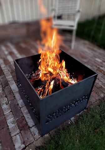 THE INFERNO FIRE PIT