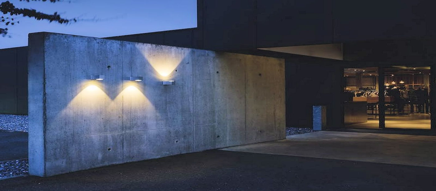 contemporary architectural designer lighting the light yard