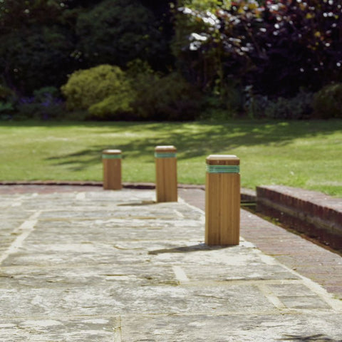 eco friendly outdoor path lighting