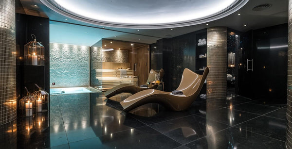 Home spa, luxury wellness at home