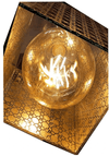 MOROCCAN GOLD WALL LIGHT - The Light Yard