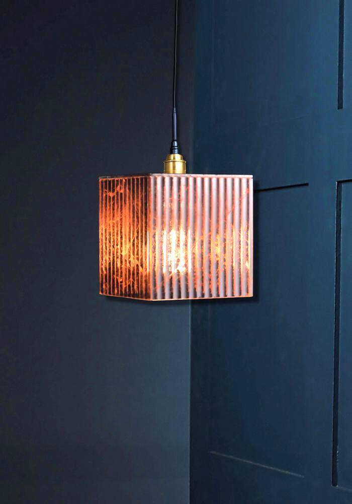 IP44 COPPER BATHROOM PENDANT LIGHT - The Light Yard