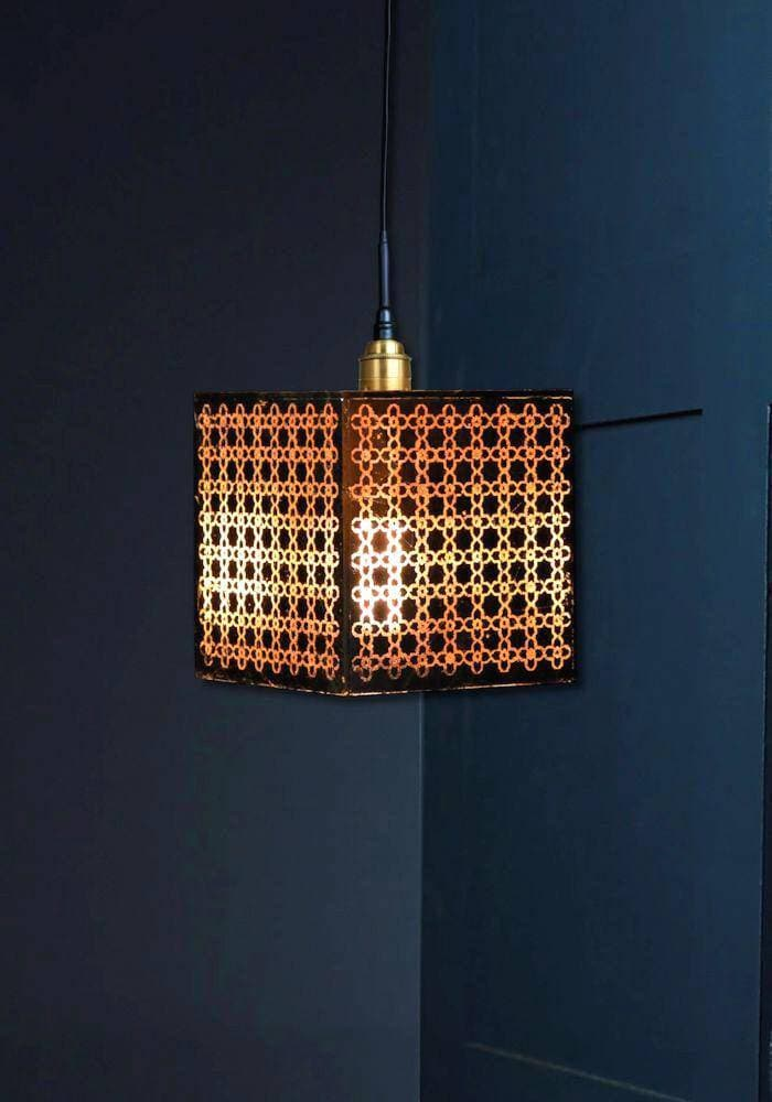 IP44 MOROCCAN GOLD BATHROOM PENDANT LIGHT - The Light Yard