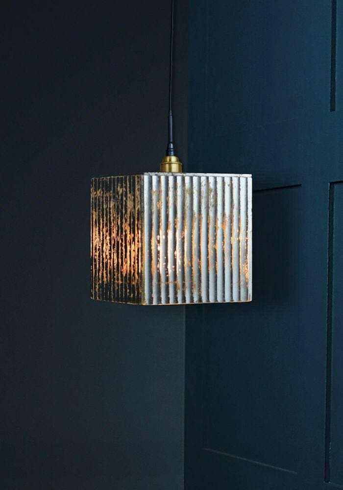 IP44 SILVER BATHROOM PENDANT LIGHT - The Light Yard