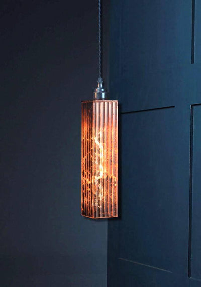 COPPER PENDANT LIGHT - The Light Yard