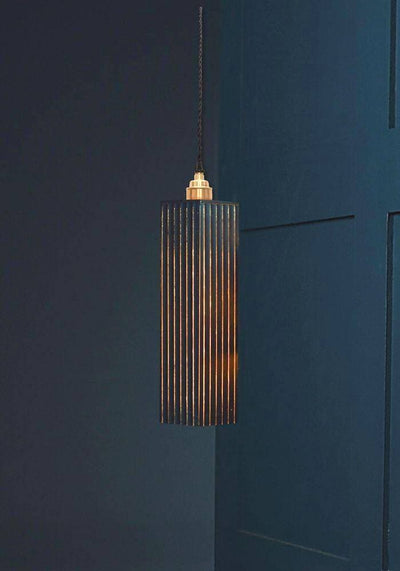 BLACK AND GOLD PENDANT LIGHT - The Light Yard