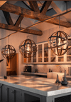 ORBITAL INDUSTRIAL PENDANT LIGHT - The Light Yard