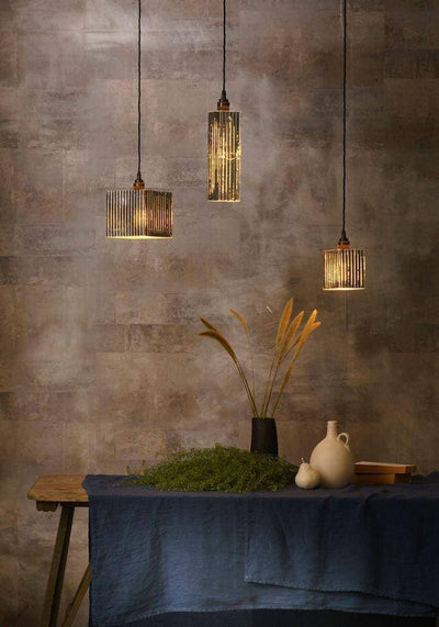 SILVER PENDANT LIGHT - The Light Yard