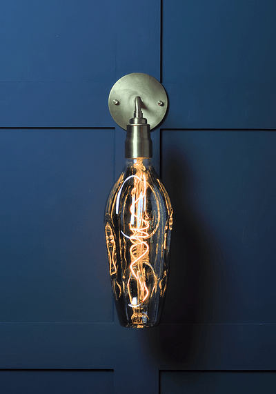 CALEX BARCELONA GLASS WALL LIGHT - The Light Yard
