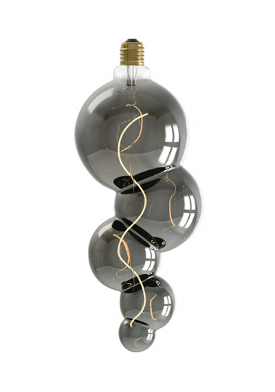 CALEX ALICANTE GLASS WALL LIGHT - The Light Yard