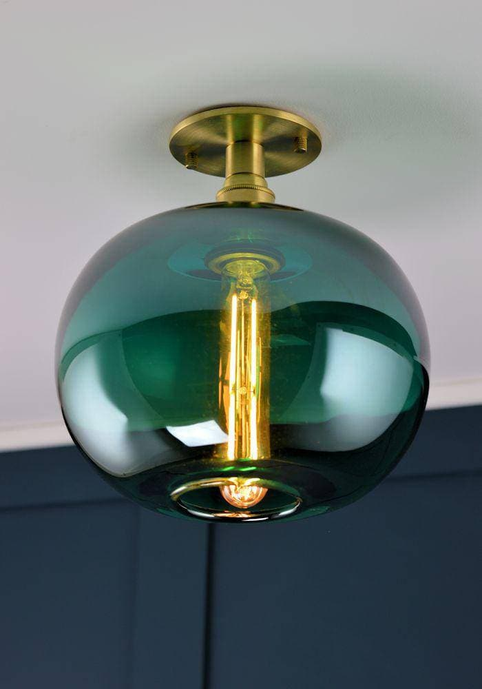 EPOQUE GLASS CEILING LIGHT - The Light Yard