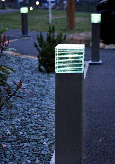 ACIER LED BOLLARD LIGHT - The Light Yard