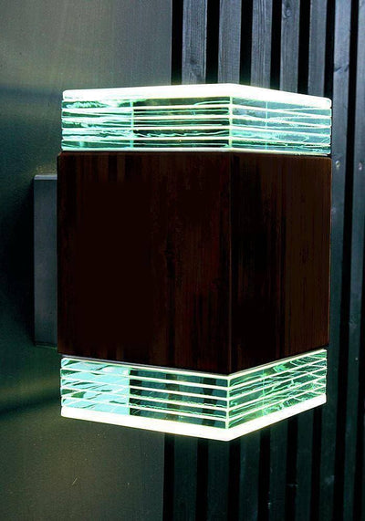 ECO BEACON LED PILLAR WALL LIGHT - The Light Yard