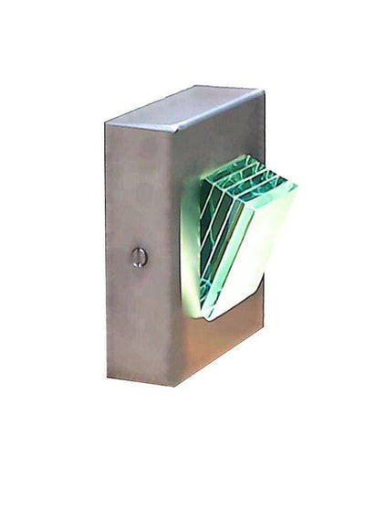 MERUS MOUNT LED STEP OUTDOOR WALL LIGHT - The Light Yard