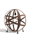 ORBITAL INDUSTRIAL STYLE OUTDOOR FLOOR LAMP - The Light Yard