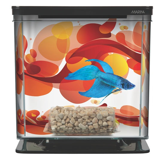 MARINA BETTA AQUARIUM KIT SUN SWIRL
