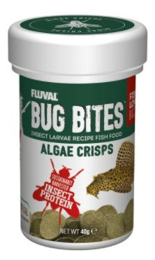 FLUVAL BUG BITES ALGAE WAFERS