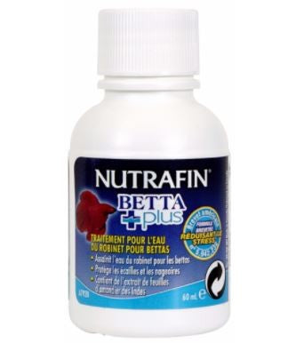 NUTRAFIN BETTA PLUS TAP WATER CONDITIONER 60ML