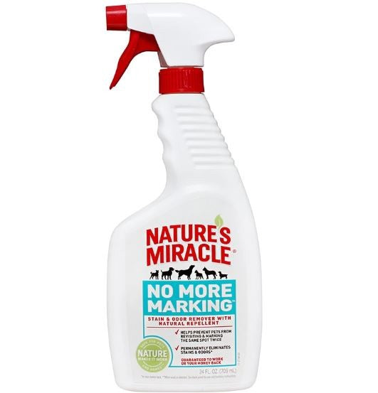 NATURES MIRACLE NO MORE MARKING SPRAY 709ML