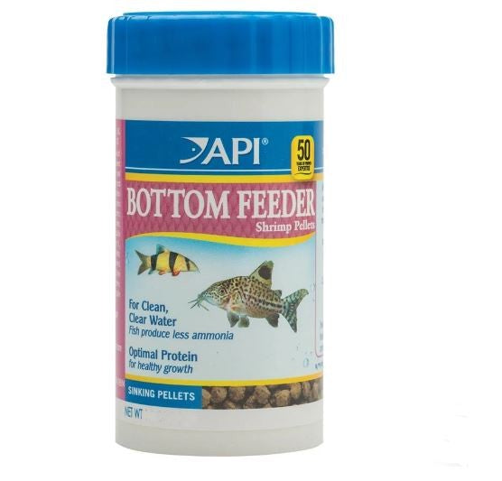 API BOTTOM FEEDER SHRIMP PELLETS
