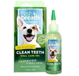 FRESH BREATH ORAL CARE GEL 118 ML