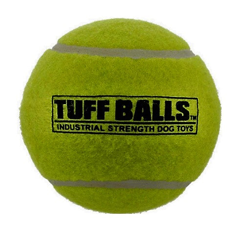 TENNIS BALL TUFF SQUEAK 10CM
