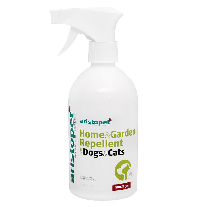 ARISTOPET HOME & GARDEN REPELLENT SPRAY FOR DOGS & CATS