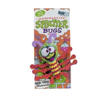 SPLATTERBUGS BLAST TOY