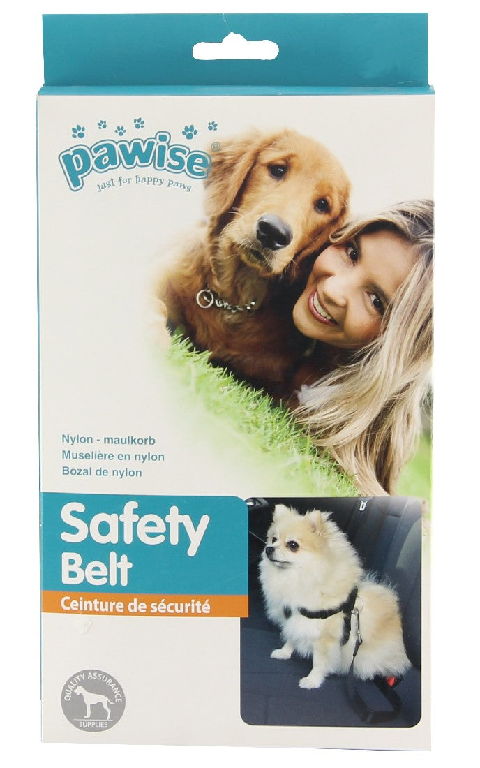 HARNESS CAR/WALKING SAFETY BELT PAWISE