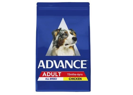 ADVANCE ADULT DOG ALL BREED CHICKEN