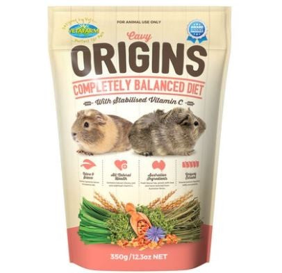 VETAFARM CAVY ORIGINS FOOD